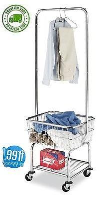 Laundry Butler Storage Basket Hanger