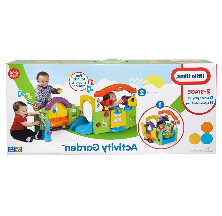 Little Tikes Learning Toys Activity Playset