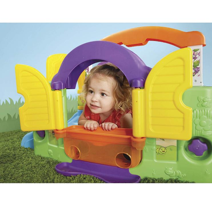 Little Tikes Learning Activity Garden Playset for Babies/Toddlers 632624