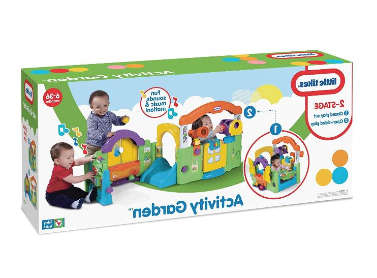 learning toys activity garden playset for babies