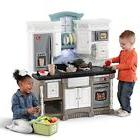 Step2 LifeStyle Dream Kitchen for Pretend Play Cooking Fun f