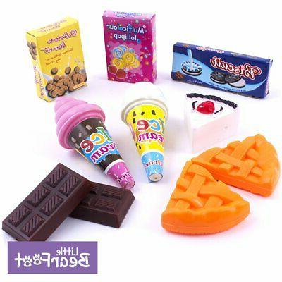 Little Play Food Set - Piece Assortment