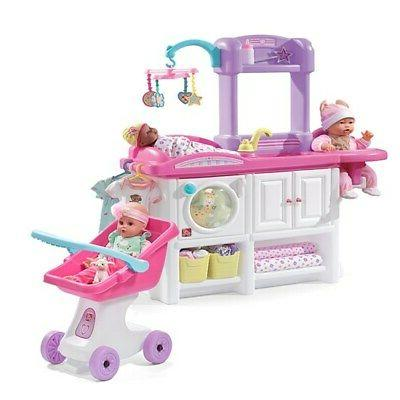 love and care play set kids toy