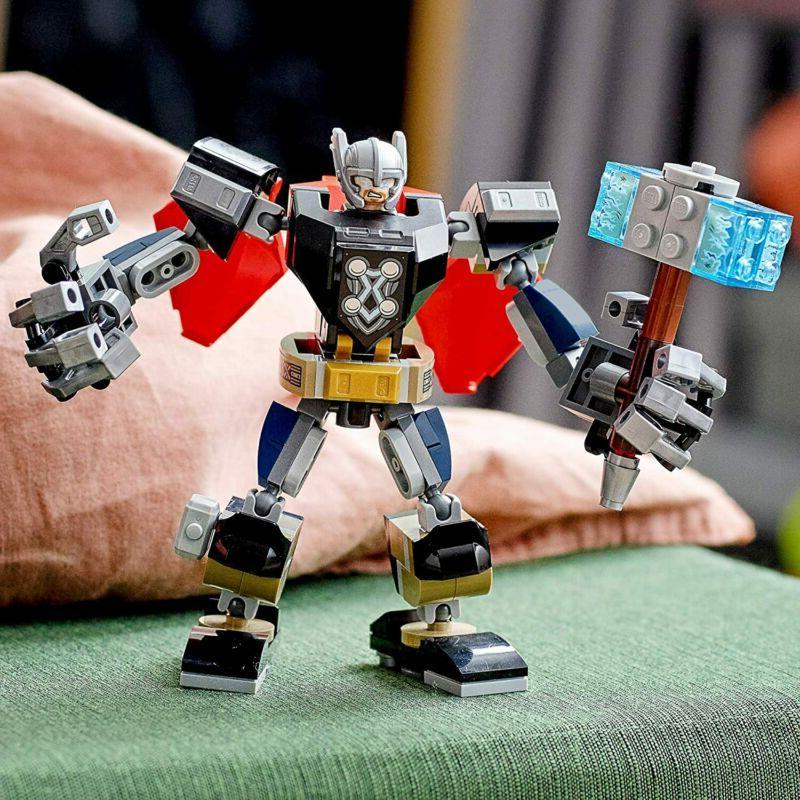 LEGO Marvel Avengers Thor Mech Armor 76169 Building