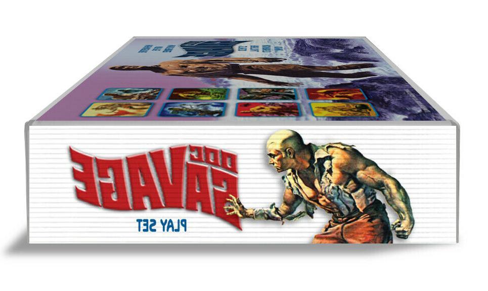 """Marx Savage"""" Set Box"""