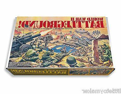 marx mego world war ii battleground play