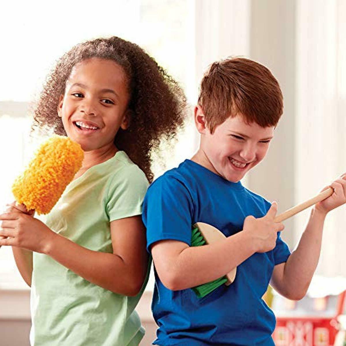 Melissa & Doug, Play House! Mop! (6-piece,