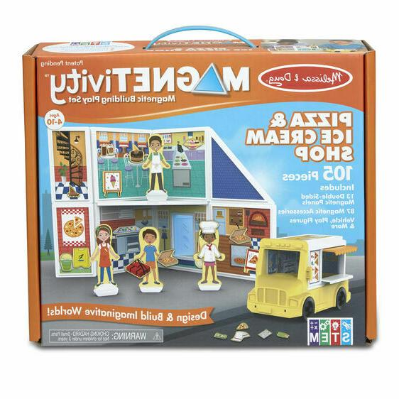 melissa and doug magnetivity magnetic building play