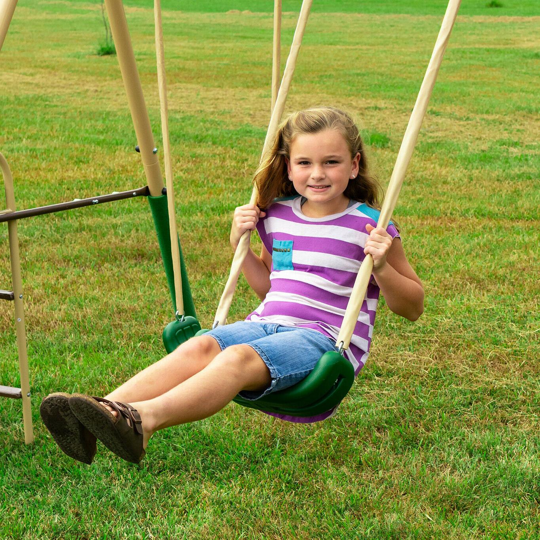 Swing Set Disc Swing Metal - NEW FREE