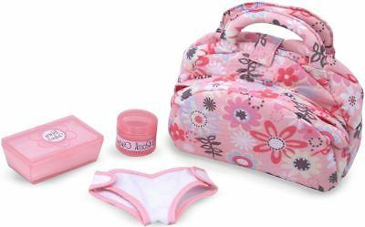 mine love doll diaper changing