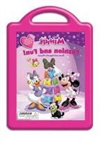 Minnie Minnie's Fashion And Fun: Book And Magnetic Play