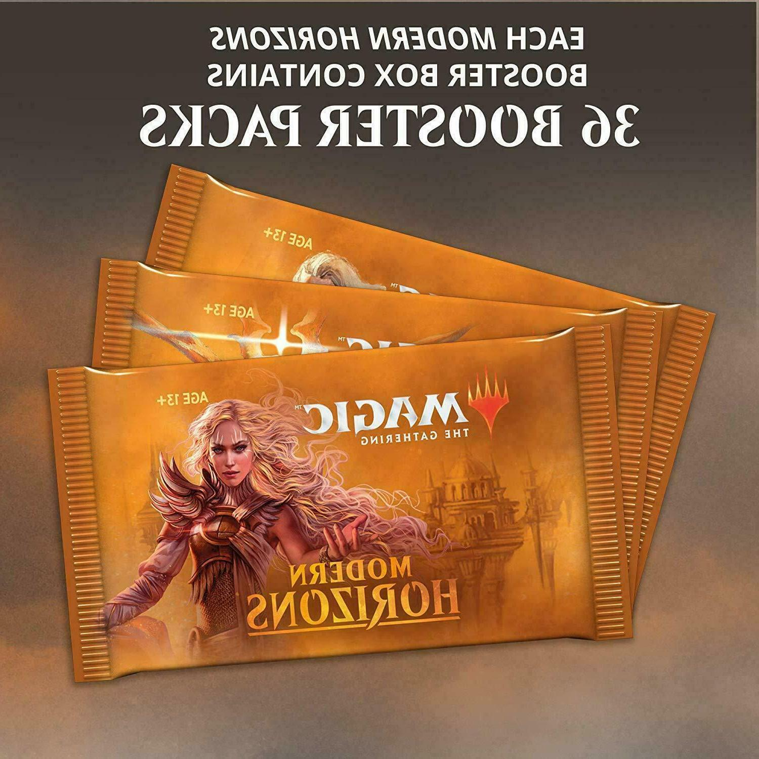 Modern Horizons Booster MTG BRAND NEW - 2-DAY SHIPPING!