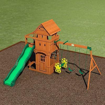 Backyard Discovery Monterey Cedar Wood Set