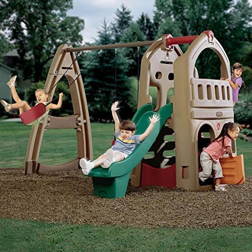 Step2 Naturally Playhouse Climber & Extension