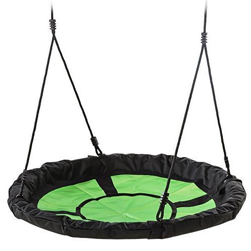 """Swing-N-Slide Swing with 40"""" Black"""