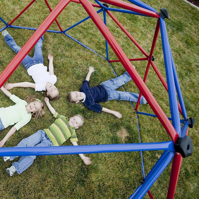 NEW Lifetime Earthtones Kids Geometric Center Gym Geo