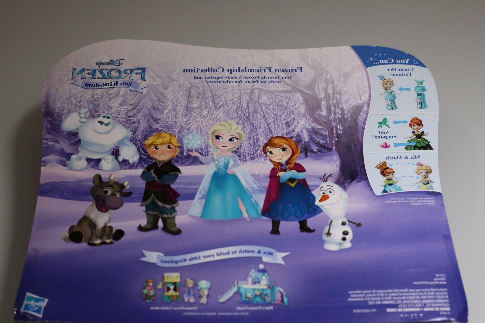 New Disney Little Kingdom Set