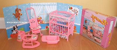 NEW DOLL FURNITURE PLAYSET