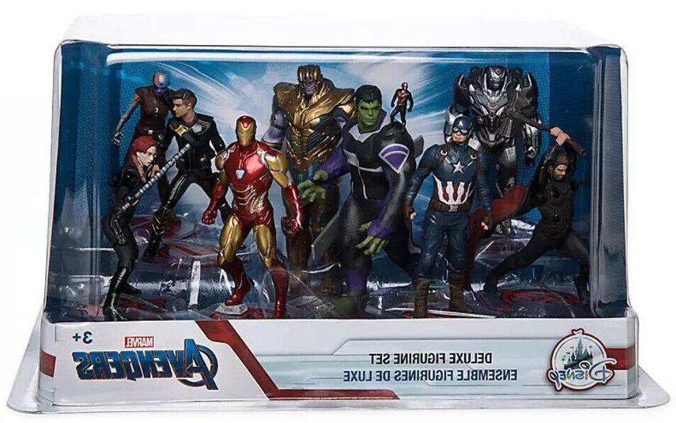 NEW! Marvel's Avengers Deluxe Figure Set Disney
