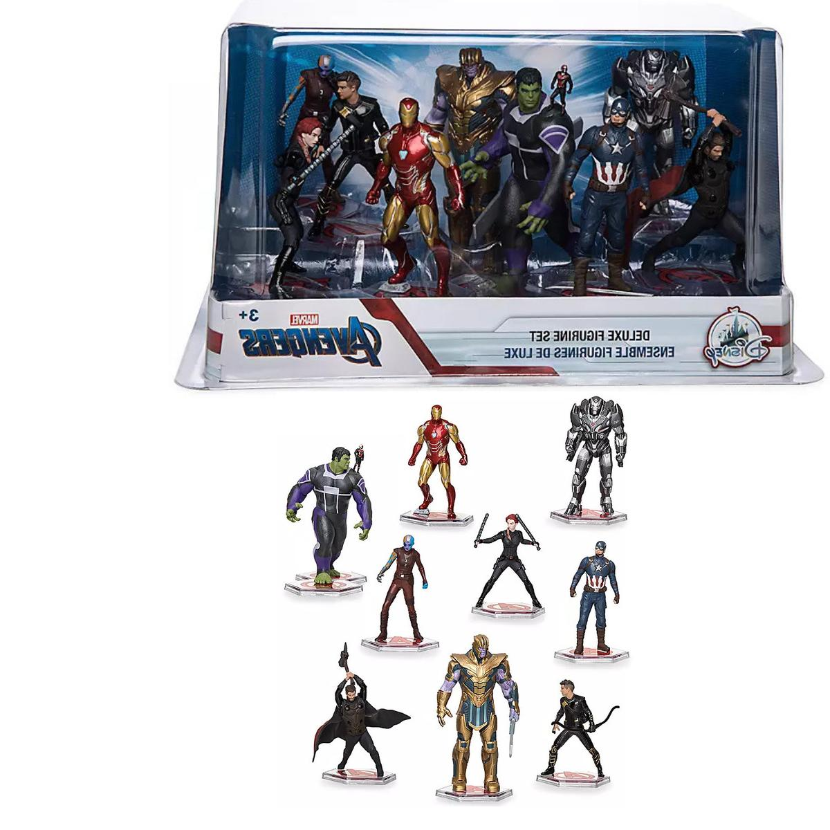 new marvel s avengers endgame deluxe figure