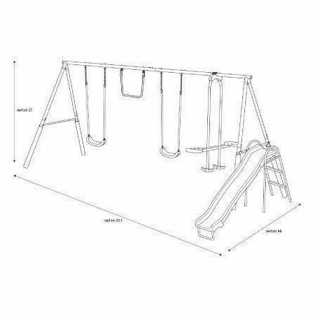 New Slide Set Steel