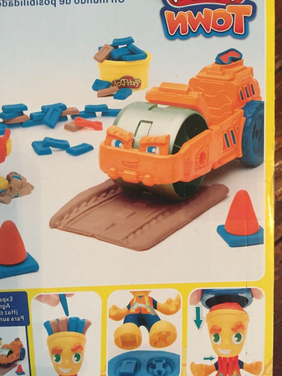 NEW Hasbro Play-Doh Play Set Person Toys