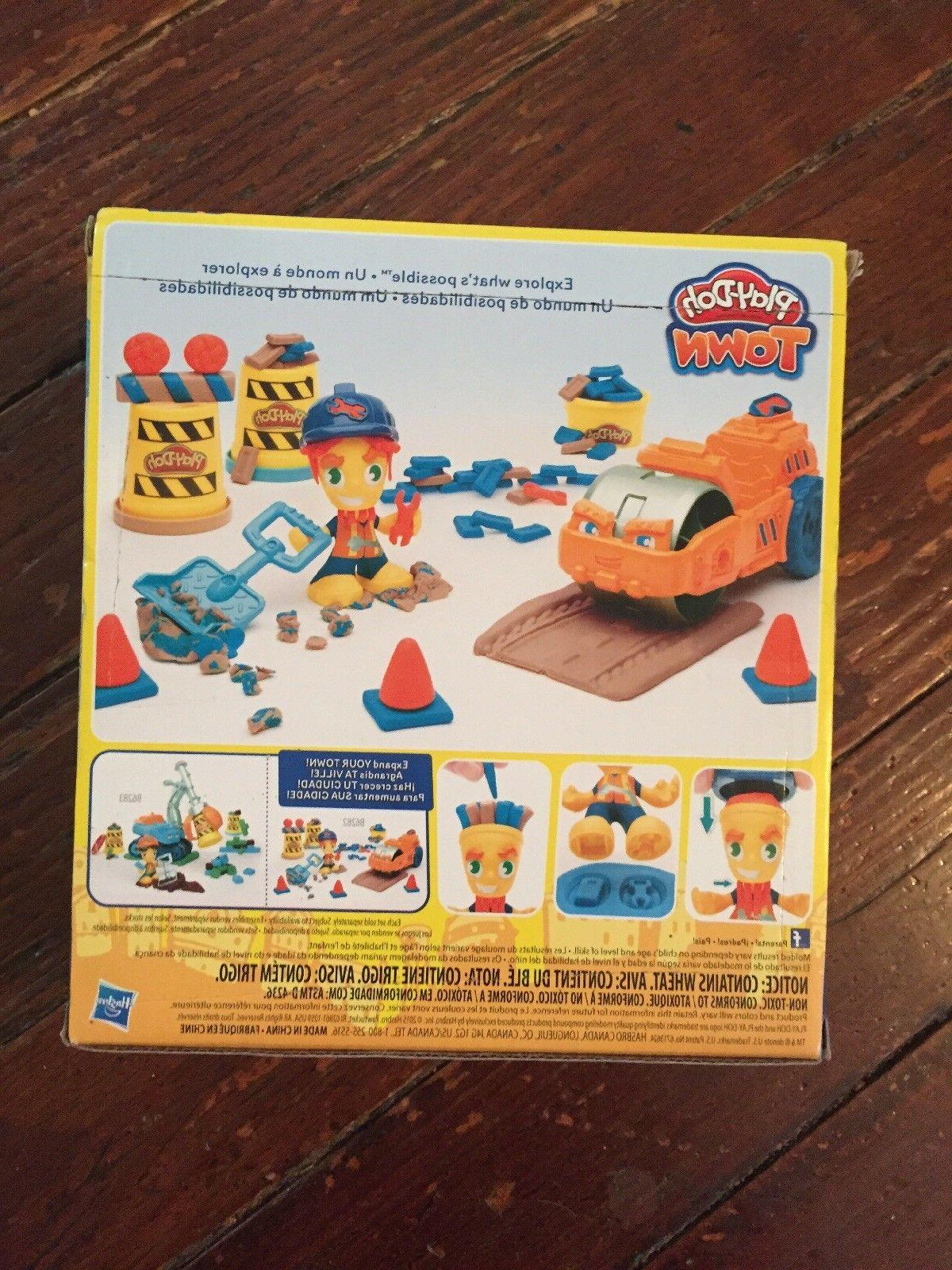 NEW Play Set Construction Person Toys R