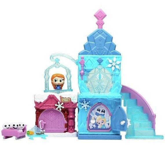 new princess doorables elsa s frozen ice
