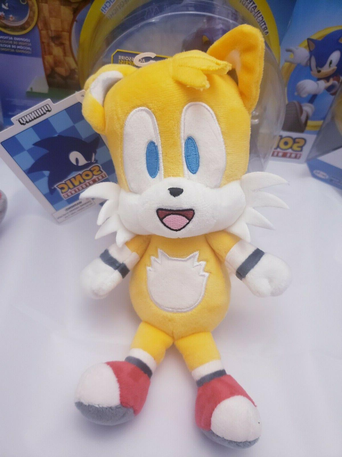 NEW Sonic Collectables Action Play Sets -JAKKs