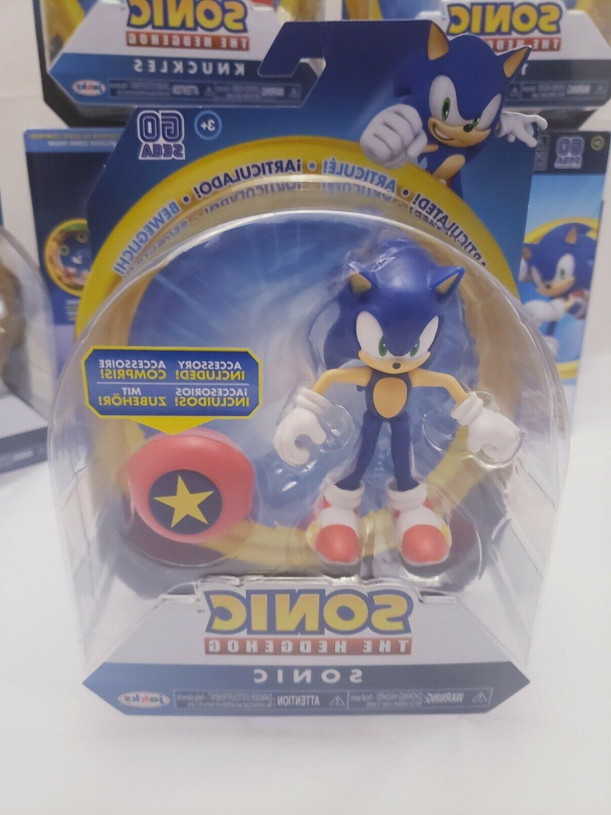 NEW Hedgehog Collectables Action Play