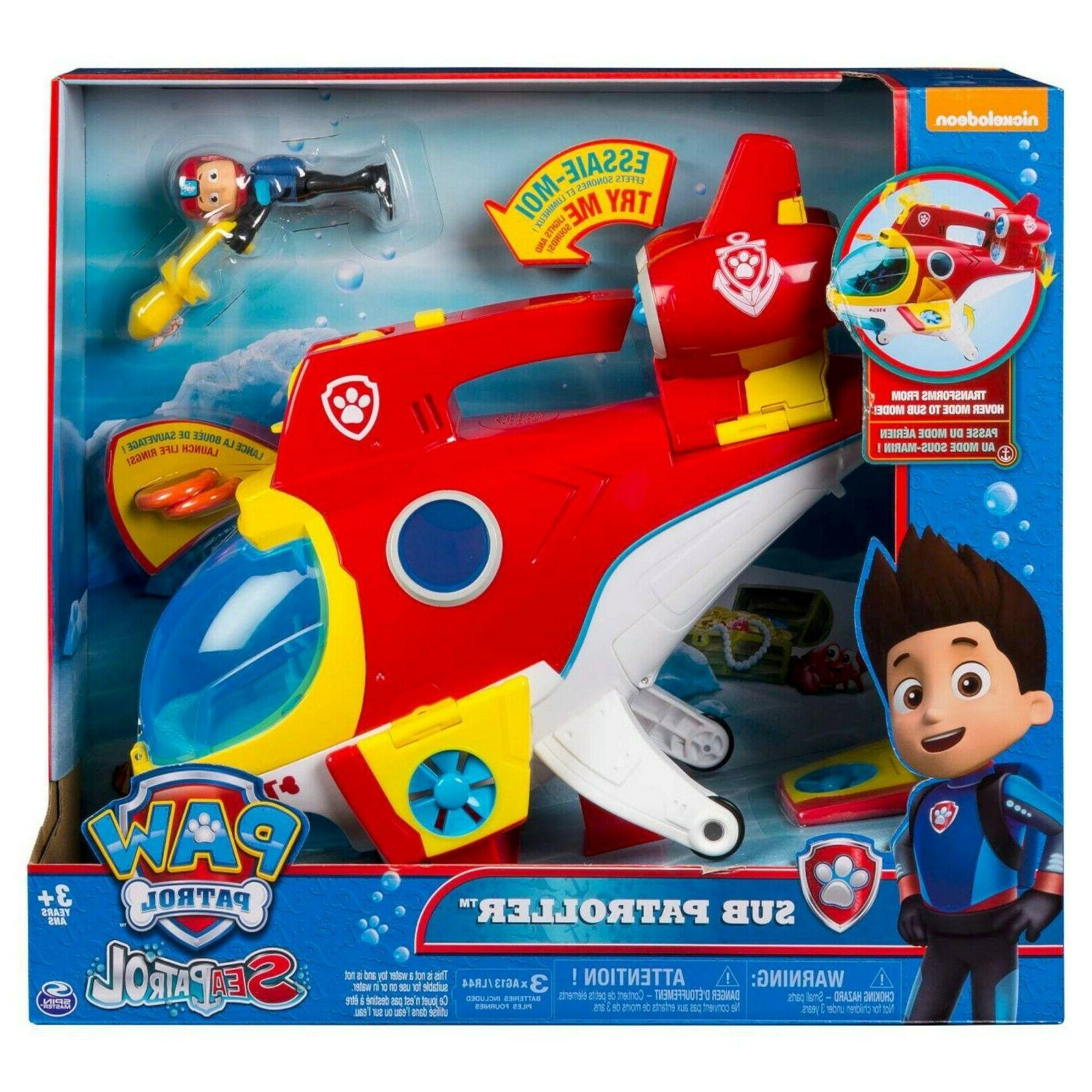 new spin master 6040052 paw patrol sea