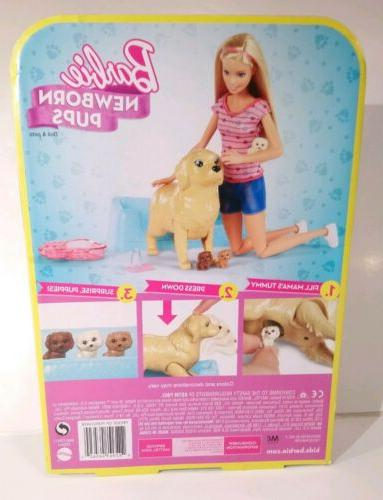 Barbie Newborn and Pets Puppy