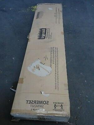 NIB BACKYARD DISCOVERY SWINGSET MODEL 65012