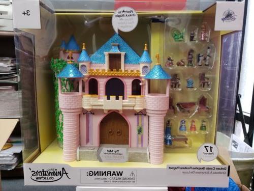 original animators collection deluxe sleeping beauty castle