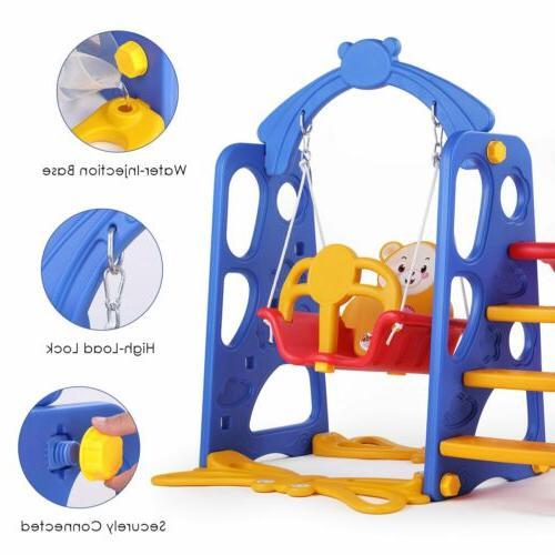 Outdoor Kids Set Playground Swing Boy Gift
