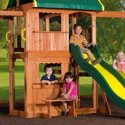 Backyard All Swing Kids Playset