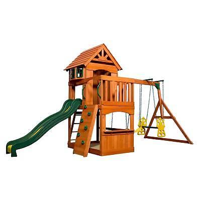 Backyard Kids Playset Play