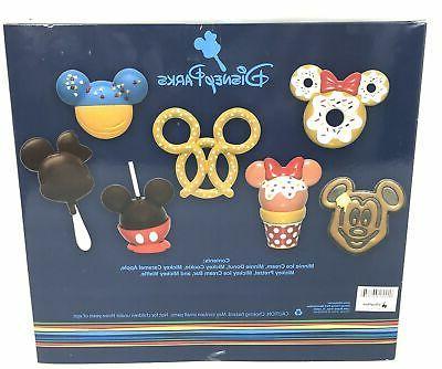 Disney Play Cake 7 Piece playset