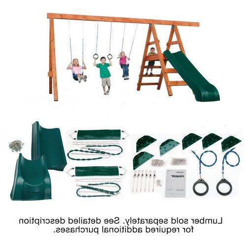 Pioneer Set Slide
