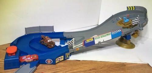 Disney Cars Cup Track And Set Bundle