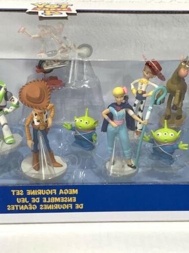 Disney Toy 4 Mega Set Buzz NIB