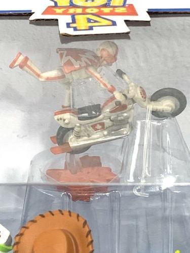 Disney Pixar Toy Story 4 Mega Figurine Set 19 Woody Buzz