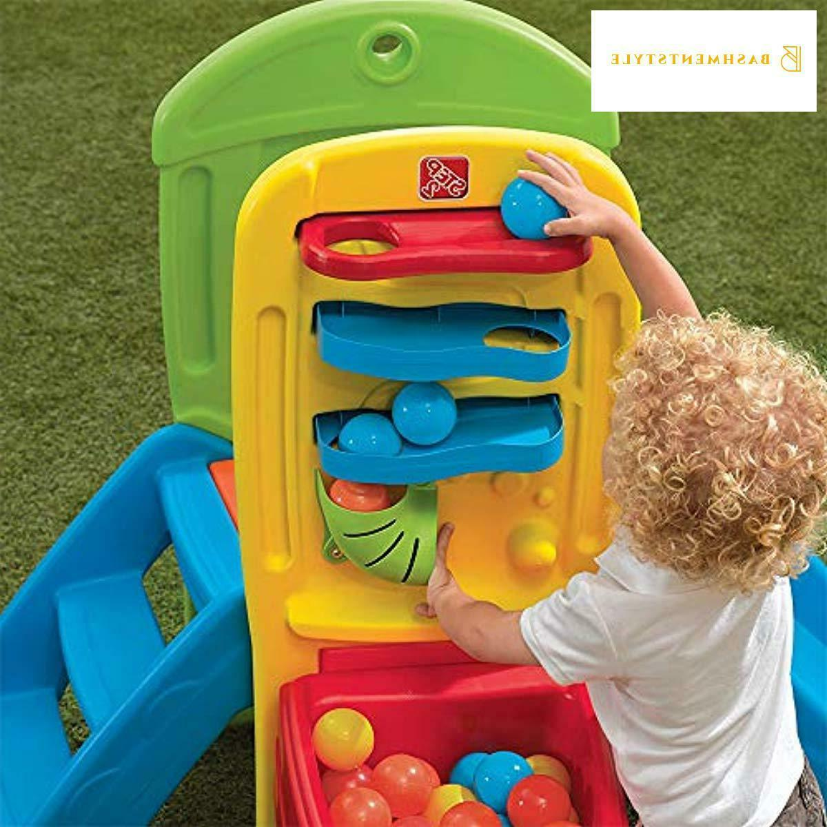 Step2 Play Ball Climber With Slide Toddlers