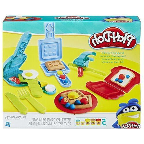 Play Doh Toy Pretend Cook Molds