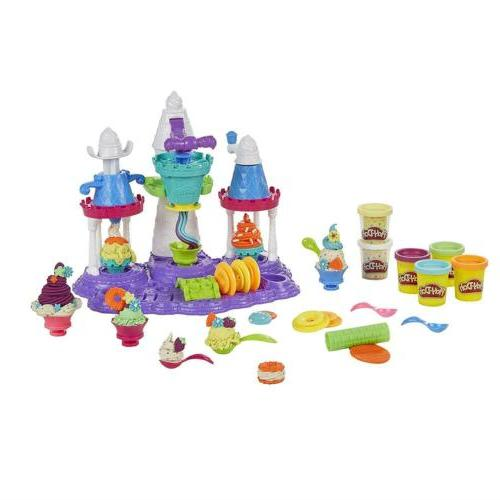 Play-Doh Ice Castle Modeling Compound 7585750000