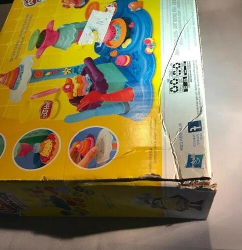 Play Doh Cake Party Ages Description