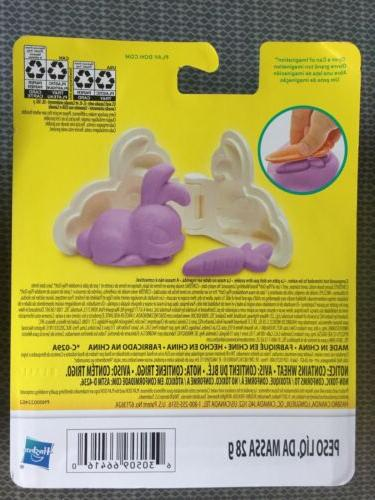 Play-Doh Mini Sets New In Package Kitty Bunny