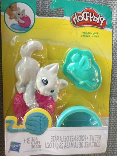 Play-Doh New In Kitty &