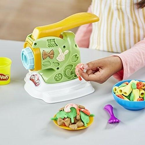 Play-Doh Noodle Pasta Chef Set Fun NEW