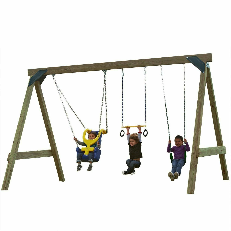 Play Set Hardware Playground Swing Seats Set Kids
